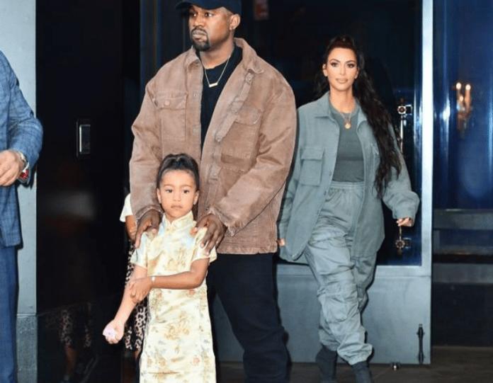 How Kim Kardashian broke news of Kanye divorce to 7-year-old daughter North 4