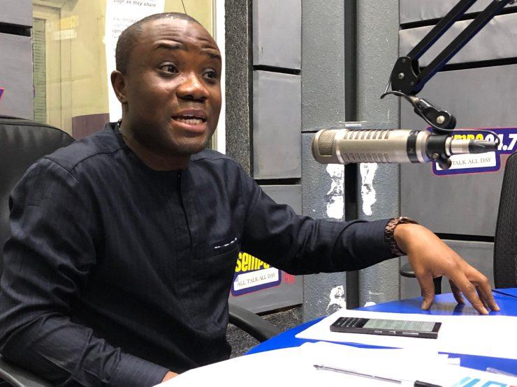 Tema Interchange the handiwork of Mahama not yours – Kwakye Ofosu tells Akufo-Addo