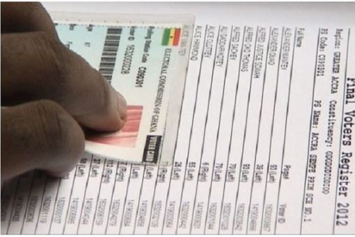 Old voters ID cards still valid for business transactions – EC
