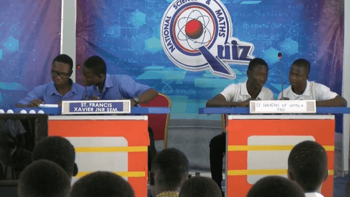 Lack of funds forces 21 schools out of 2020 Math & Science Quiz 2