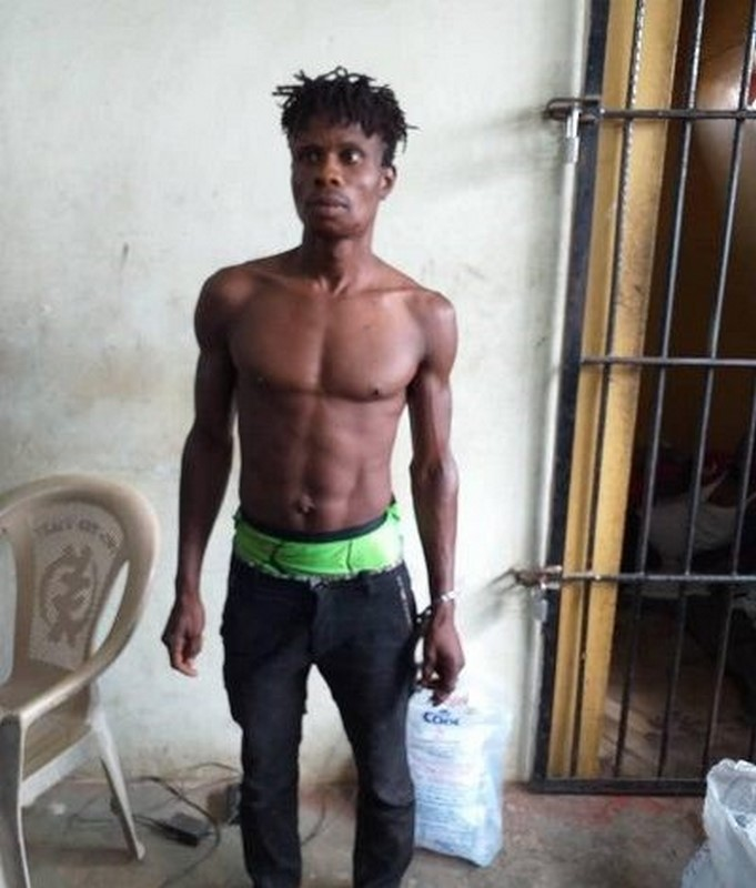 35-year-old landlord kills tenant and inflicts machete wounds on the deceased wife at Manhean