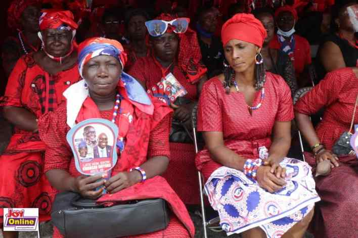 First Photos from murdered Mfantseman MP's one-week commemoration 10