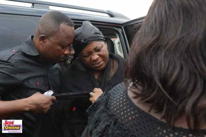 First Photos from murdered Mfantseman MP's one-week commemoration 14