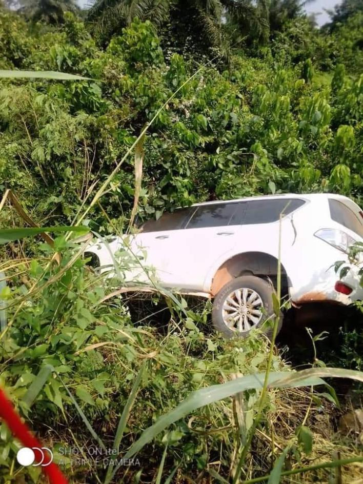 Sefwi MP involved in accident
