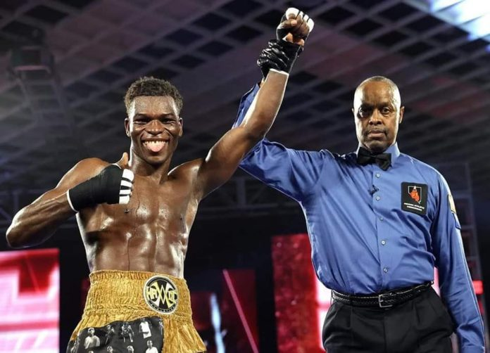 Richard Commey declared champion