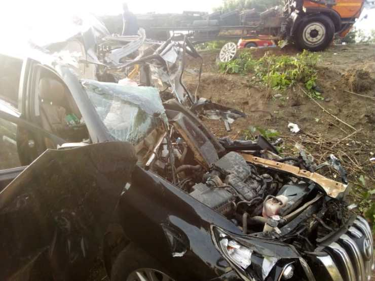 Three foreigners dead in gory accident at Gomoa Okyereko 7