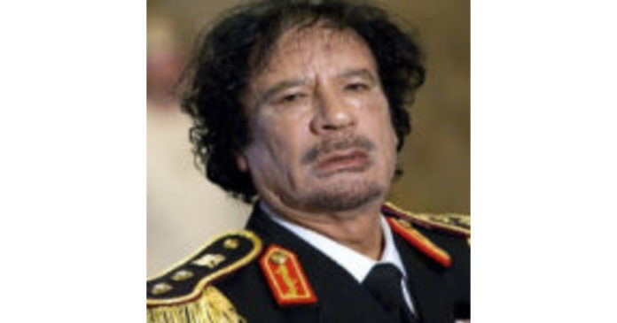 Who's left of the Gaddafi clan 10 years after Muammar was marred? 4