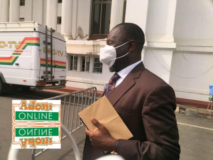What Supreme Court told Dominic Ayine after citing him for contempt 4