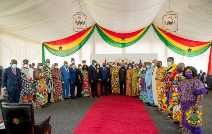 What Akufo-Addo demands of the newly constituted Council of State 8