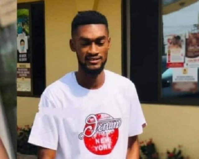 Anthony Dordoye is alleged to have murdered his girlfriend