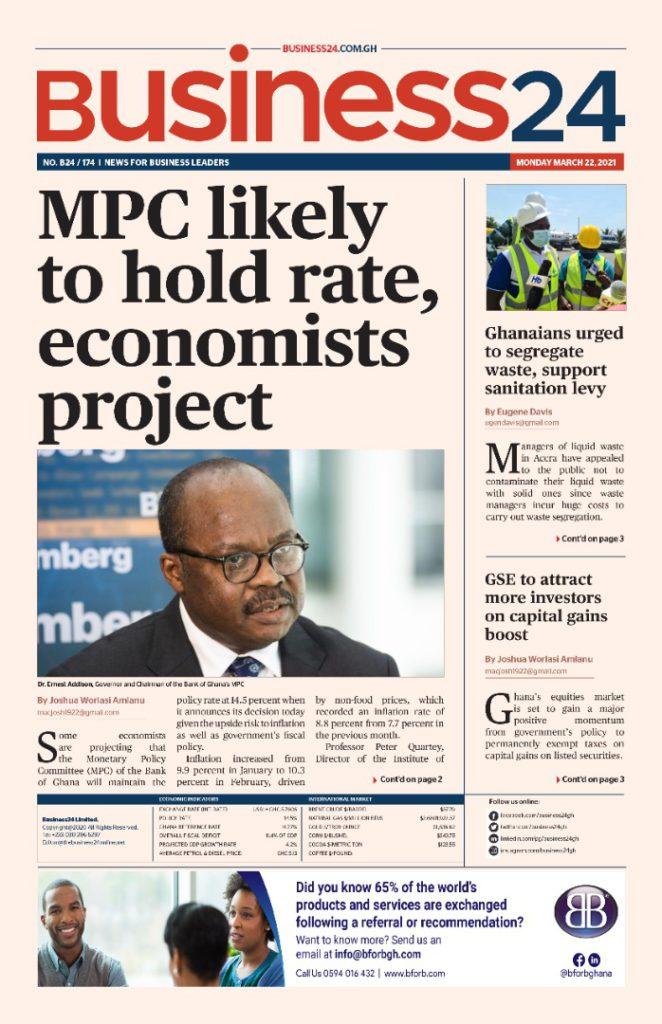 Newspaper Headlines: Monday, March 22, 2021 18