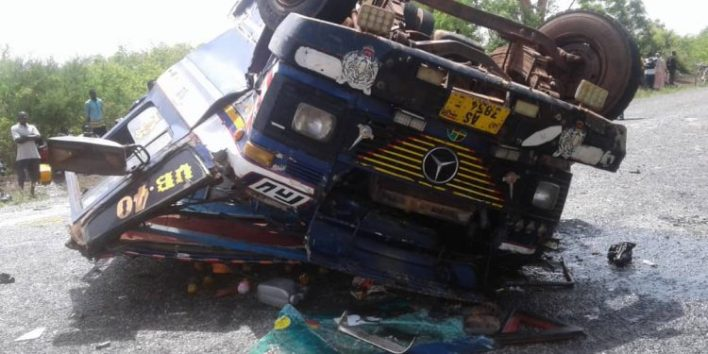 Fire officer dies in gory accident, others injured 1