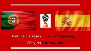 Portugal vs Spain Live Streaming