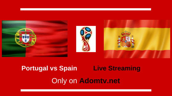 portugal vs spain live streaming logo
