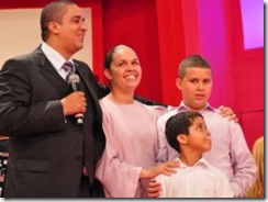 Waguinho-e-Familia