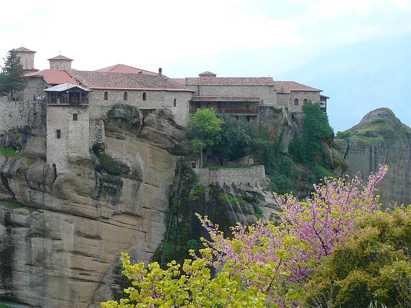 meteora monasterio varlaam