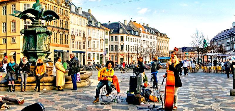 Que ver y visitar en Copenhague la Capital de Dinamarca