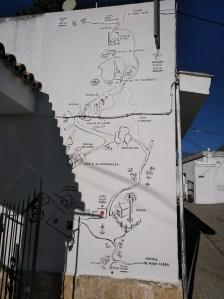 itinerario ruta molinos agua santa lucia febrero 2019 vejer de la frontera