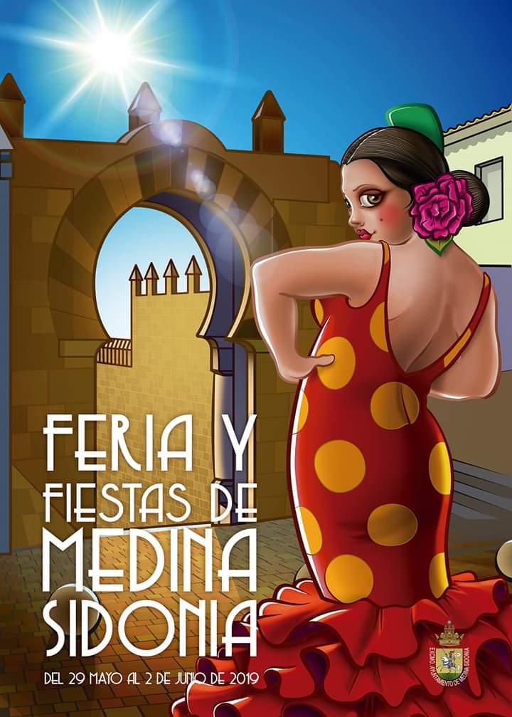 Feria Medina Sidonia 2019 a dónde voy con mi familia adondevoyconmifamilia