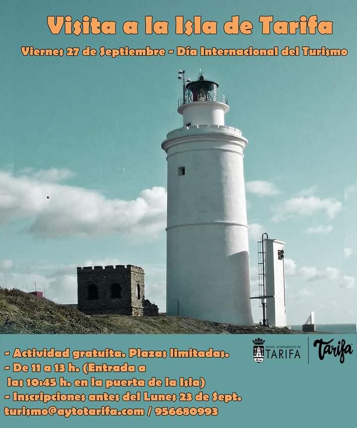 Dia Internacional del Turismo, 27 de Septiembre de 2019 (TARIFA)