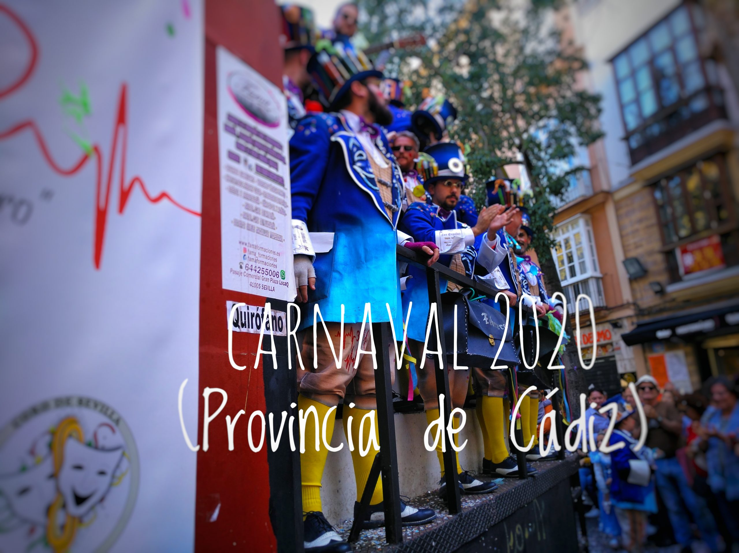 Carnaval 2020 Provincia de Cádiz
