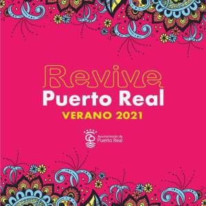 agenda de verano 2021 puerto real cartel