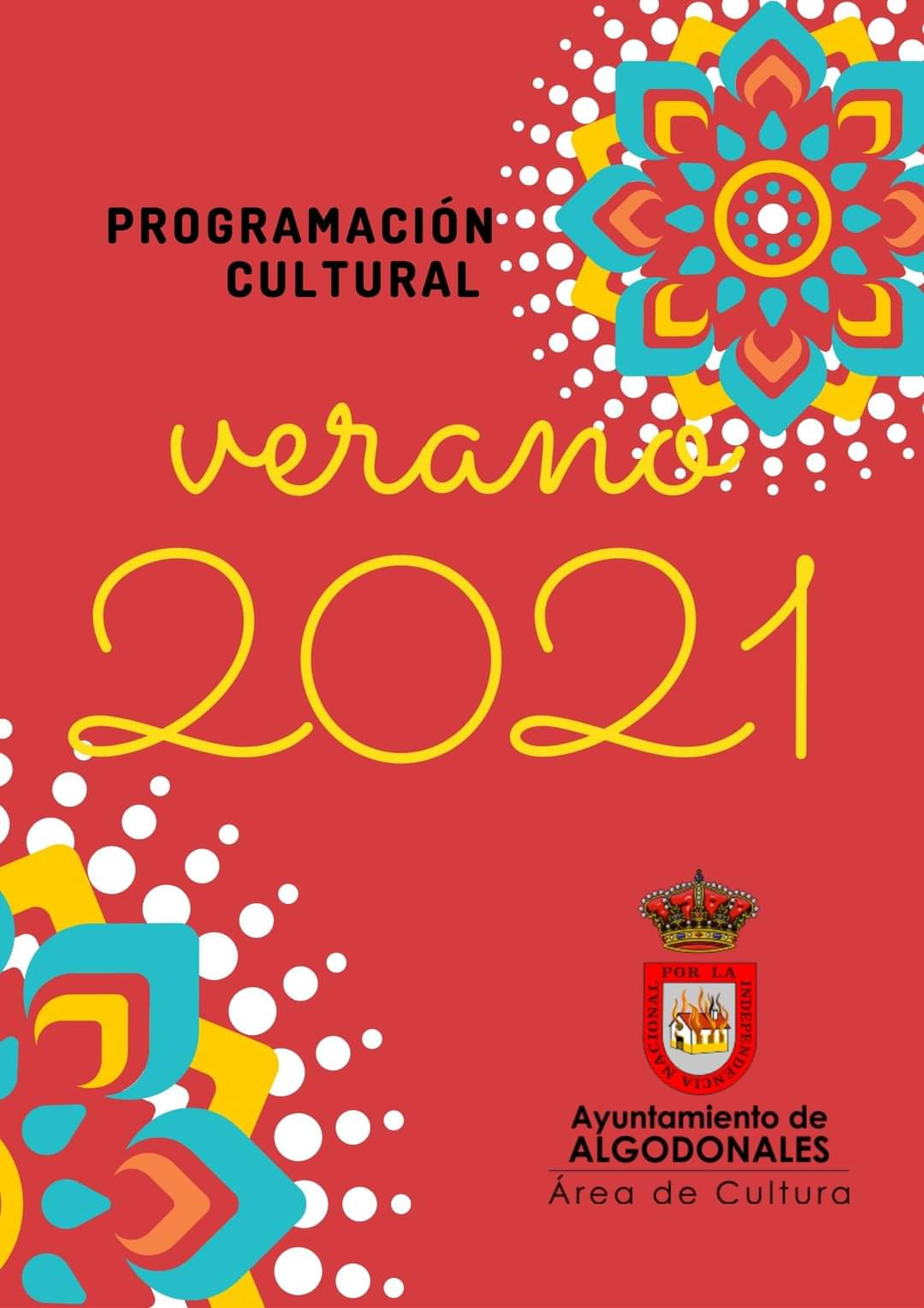 agenda verano 2021 algodonales