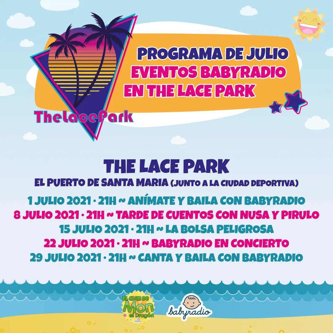 conciertos baby radio verano 2021