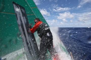 ©Yann Riou/Groupama Sailing Team