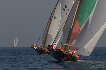 (Photo Credit must read: IAN ROMAN/Volvo Ocean Race)
