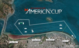 © DR / 34th America's Cup
