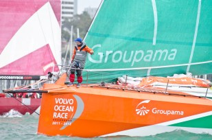 © Marc Bow/Volvo Ocean Race