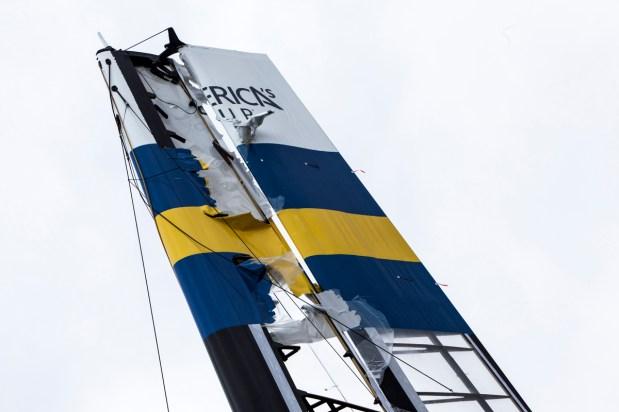 © Sander van der Borch / Artemis Racing