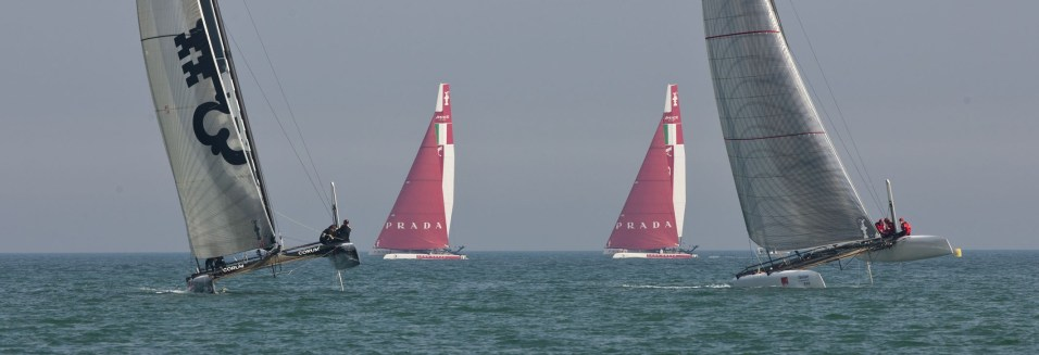 © Gilles Martin-Raget / America's Cup