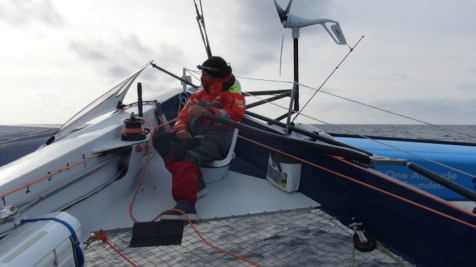 © MOD70 Race For Water / On board