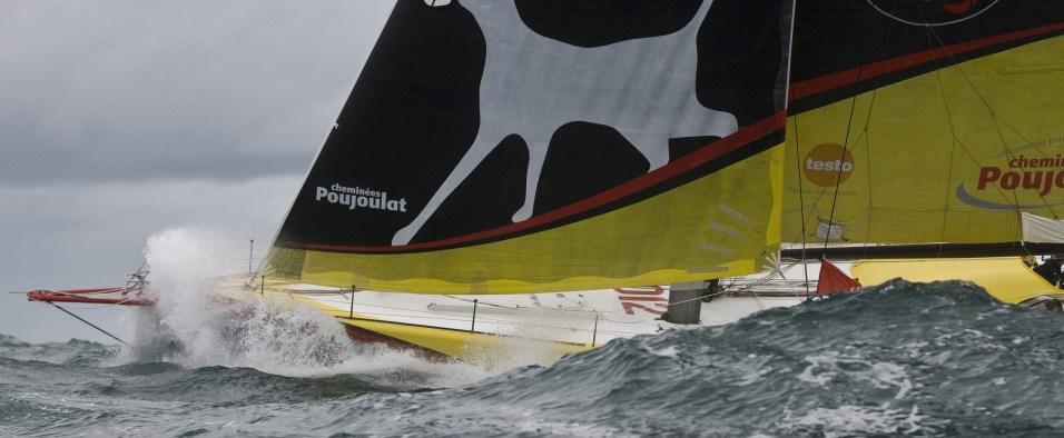 Vincent Curutchet / DPPI / Vendée Globe