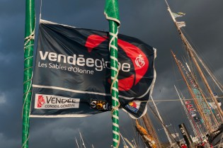 © François Van Malleghem / DPPI / Vendée Globe