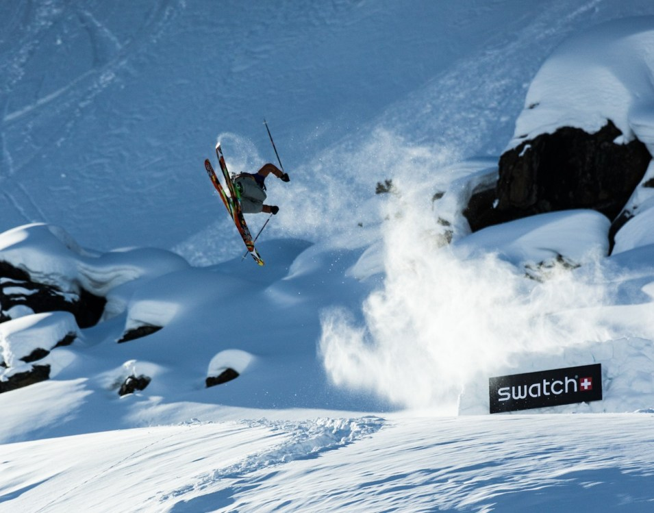 © Swatch Skiers Cup