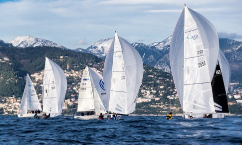 Primo Cup - Trophée Credit Suisse (From 31/01 to 02/02 and from 06/02 to 09/02 2014)180 boats divided in 11 classes to celebrate the 30th anniversary of this major European winter regatta organised by the Yacht Club de Monaco.