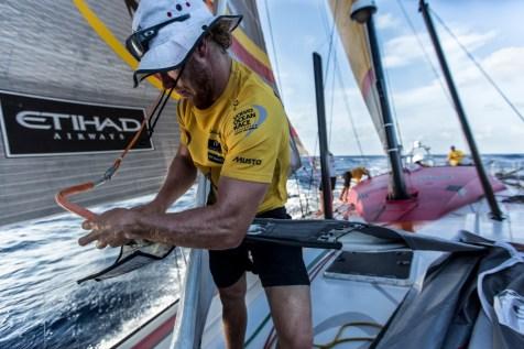 ©Matt Knighton/Abu Dhabi Ocean Racing/Volvo Ocean Race