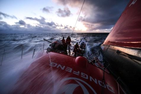 © Yann Riou/Dongfeng Race Team/Volvo Ocean Race