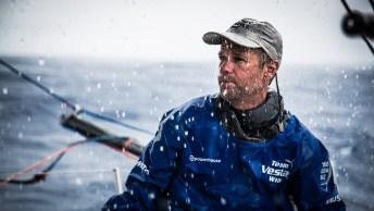 © Brian Carlin/Team Vestas Wind/Volvo Ocean Race