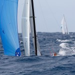 Catamaran de Sport F18 St Barth Cata Cup 2014 Pierrick Contin