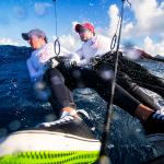 Catamaran de Sport - F18 - St Barth Cata Cup 2014