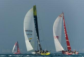 © Victor Fraile / Volvo Ocean Race