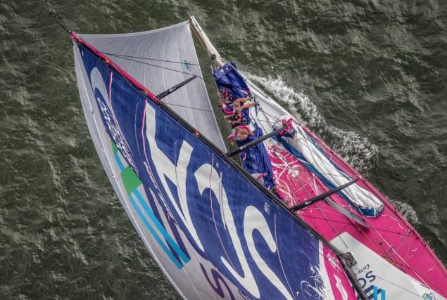 2014-15, Brazil, InPort race, Itajai, Volvo Ocean Race