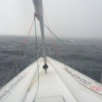 VOR, Volvo Ocean Race, 2014-15, Dongfeng Race Team, Ushuaia, repair, deliver, retired, Onboard