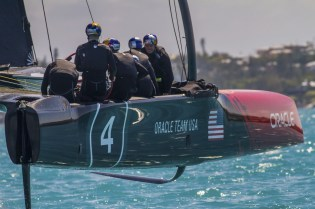 35th America's Cup, AC35, AC45S, Bermuda, DEFENDER, ORACLE Team USA