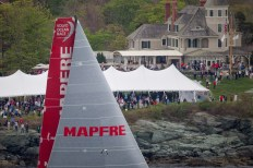 2014-15, InPort, Newport, USA, Volvo Ocean Race
