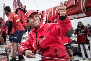 Volvo Ocean Race, VOR, 2014-15, Team Vestas Wind InPort Race, Iker Martinez, Skipper